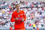 Stockholm 2014-05-24 Fotboll Superettan Hammarby IF - Varbergs BoIS FC  :  <br /> Varbergs Erik Lund <br /> (Foto: Kenta J&ouml;nsson) Nyckelord:  Superettan Tele2 Arena HIF Bajen Varberg BoIS portr&auml;tt portrait