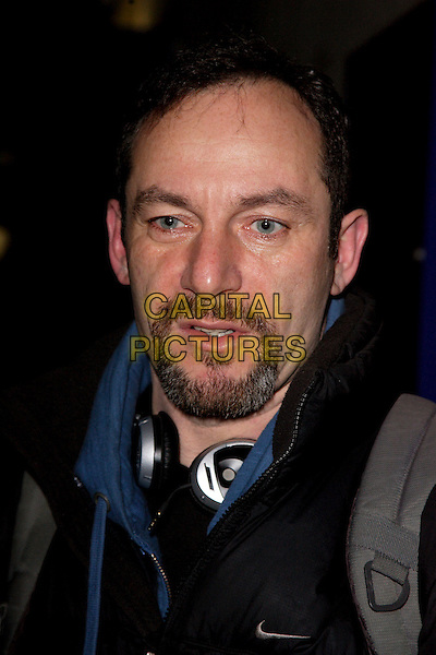 "JASON ISSACS.leaves the Trafalgar Studios after his performance in the Harold Pinter play ""The Dumb Waiter"", London, England, March 19th 2007..portrait headshot beard.CAP/ROS.©Steve Ross/Capital Pictures."