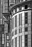 Curved Architecture in urban environment