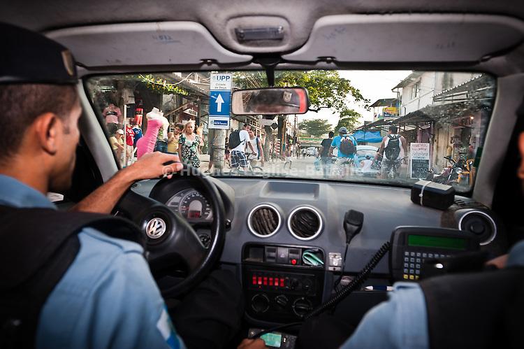 Cidade de Deus- Unité de Police Pacificatrice
