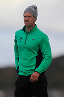 Alex Gleeson from Ireland on the 5th tee during Round 3 Singles of the Men's Home Internationals 2018 at Conwy Golf Club, Conwy, Wales on Friday 14th September 2018.<br /> Picture: Thos Caffrey / Golffile<br /> <br /> All photo usage must carry mandatory copyright credit (&copy; Golffile | Thos Caffrey)