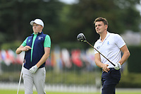 Ryan Lumsden (Scotland) during final day of the World Amateur Team Championships 2018, Carton House, Kildare, Ireland. 08/09/2018.<br /> Picture Fran Caffrey / Golffile.ie<br /> <br /> All photo usage must carry mandatory copyright credit (© Golffile | Fran Caffrey)