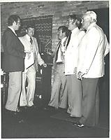 1978 Labatt Championship Serie, le 24 septembre 1978<br /> <br /> <br /> PHOTO : Agence Quebec Presse