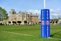A general view of Bath Rugby at Farleigh House. Bath Rugby training session on May 3, 2016 at Farleigh House in Bath, England. Photo by: Patrick Khachfe / Onside Images