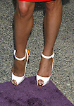 Kate Walsh 's shoes at 7th Annual Chrysalis Butterfly Ball on May 31, 2008 at a Private Residence in Los Angeles, California.