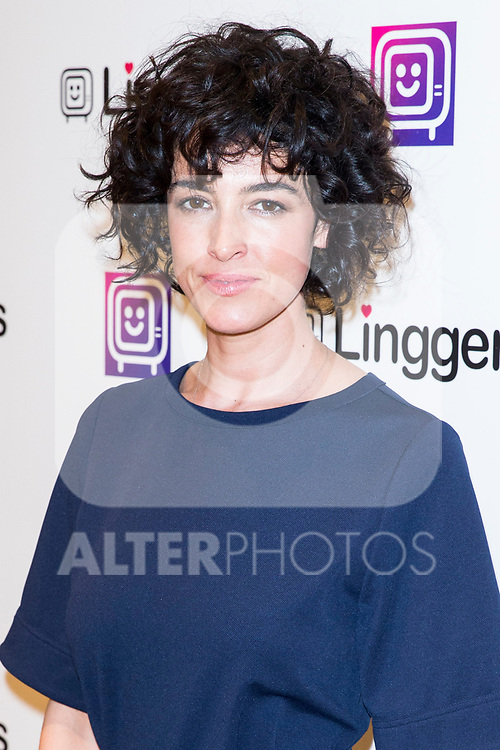 "Blanca Romero attends the presentation of the new app ""Linggers"" in Madrid, Spain. April 06, 2017. (ALTERPHOTOS / Rodrigo Jimenez)"