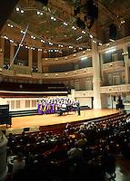 Guerin Choirs at the Palladium 12-16-10