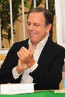 SÃO PAULO,SP, 11.03.2016 - ELEIÇÕES-PSDB - O Deputado Federal Bruno Covas formalizou apoio ao pré-candidato à prefeitura de São Paulo, João Dória,nas prévias do segundo turno,no diretório estadual do partido, na Avenida Indianópolis,1123 região sul da cidade, na tarde desta sexta-feira (11). ( Foto Marcio Ribeiro / Brazil Photo Press)
