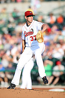 Great Lakes Loons Will Savage during the Midwest League All Star Game at Parkview Field in Fort Wayne, IN. June 22, 2010. Photo By Chris Proctor/Four Seam Images