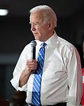 Dec 11 2019 Las Vegas Nevada  Vice President Joe Biden speaks at the Culinary Union 226 Town Hall