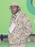 NEW YORK, NY - NOVEMBER 03: Tyler, The Creator attends Dr. Seuss' The Grinch World Premiere at Alice Tully Hall  on November 3, 2018 in New York City.  <br /> CAP/MPI/JP<br /> &copy;JP/MPI/Capital Pictures