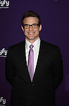 Eddie McClintock - Warehouse 13 at the Syfy Upfront 2012 on April 24, 2012 at the American Museum of Natural History, New York City  (Photo by Sue Coflin/Max Photos)