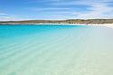 Turquoise Bay. Cape Range National Park. Exmouth. Western Australia.