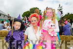 Luca Fosco  Kilflynn, Lauren Fitzell,Kilflynn, Grace Fitzell, Kilflynn enjoying the Kilflynn Enchanted Fairy Festival on Sunday