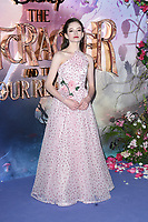 "MacKenzie Foy<br /> arriving for the European premiere of ""The Nutcracker and the Four Realms"" at the Vue Westfield, White City, London<br /> <br /> ©Ash Knotek  D3458  01/11/2018"