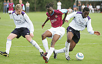 040821 West Ham Utd U18 v Man City U18
