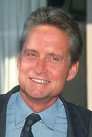Michael Douglas, 1992, Photo By Michael Ferguson/PHOTOlink