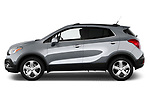 Driver side profile view of a <br /> 2013 Buick Encore
