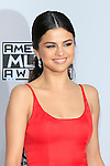 LOS ANGELES - NOV 20: Selena Gomez at the 2016 American Music Awards at Microsoft Theater on November 20, 2016 in Los Angeles, California