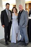 LOS ANGELES - JUN 8: Michael Lopez Calleja, Renee Marino, Scott Appel at The Actors Fund's 18th Annual Tony Awards Viewing Party at the Taglyan Cultural Complex on June 8, 2014 in Los Angeles, California