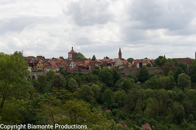 Main River & Rothenburg