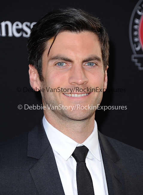 Wes Bentley attends The  Cesar Chavez Los Angeles Premiere held at TCL Chinese Theatre in Hollywood, California on March 20,2014                                                                               © 2014 Hollywood Press Agency