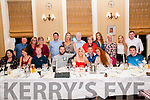 30th Birthday: Twins Cathy & Kenneth Prendergast, Ballyduff,  celebrating their 30th birthday with family & friends at  the Listowel Arms Hotel on Saturday night last