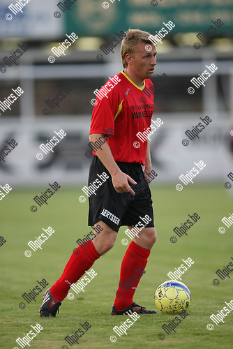 2008-07-29 / Voetbal / seizoen 2008-2009 / Kapellen FC / Koen Schockaert..Foto: Maarten Straetemans (SMB)