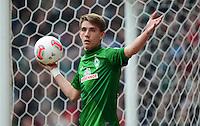 FUSSBALL   1. BUNDESLIGA   SAISON 2012/2013    26. SPIELTAG SV Werder Bremen - Greuther Fuerth                        16.03.2013 Nils Petersen (SV Werder Bremen)