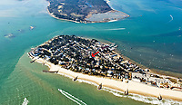 BNPS.co.uk (01202 558833)<br /> <br /> <br /> The location of the property in Sandbanks in Poole, Dorset<br /> <br /> A home that is owned by a millionaire businessman on the exclusive peninsula of Sandbanks has become an Airbnb 'party house', according to irate neighbours.<br /> <br /> Ocean Heights in Dorset is believed to be worth a whopping £1.3m and is offered for let to groups of up to 16 for £750 a night.<br /> <br /> Wealthy residents in the area say guests have included 'raucous' hen and stag parties, with  revelers in hot tubs and on balconies until 2am.<br /> <br /> The semi-detached property is owned by Maximillian De Kment, a former professional rugby player and chief executive of estate agents Saxe Coburg and Lovett International.