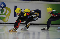 SHORT TRACK: DORDRECHT: Sportboulevard, 13-02-2016, ISU World Cup Short Track Final 2015/2016, ©photo Martin de Jong