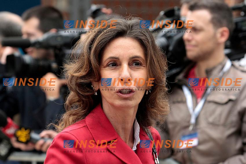 Maria Paola Merloni.Roma 23/05/2013 Assemblea Annuale di Confindustria 2013..Annual Assembly of Confindustria..Photo Samantha Zucchi Insidefoto