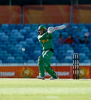 2nd November 2019; Western Australia Cricket Association Ground, Perth, Western Australia, Australia; Womens Big Bash League Cricket, Perth Scorchers versus Melbourne Stars; Erin Osborne of the Melbourne Stars plays a straight drive during her innings - Editorial Use