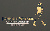 2013 Johnnie Walker Championships Gleneagles