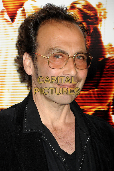 "TAYLOR NEGRON .HBO Films' ""Cinema Verite"" Los Angeles Premiere held at Paramount Studios, Los Angeles, California, USA,.11th April 2011..portrait headshot black glasses tinted .CAP/ADM/BP.©Byron Purvis/AdMedia/Capital Pictures."