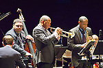 The Exit Zero Jazz Festival's November 2016 edition featured performances by headliners Wynton Marsalis, Cecile McLorin Salvant, Pat Martino, The Squirrel Nut Zippers, and dozens of other jazz artists, on the stages of big concert halls and club venues throughout the historic Jersey shore resort community of Cape May.
