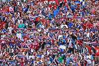 Commerce City, CO - Thursday June 08, 2017: American Outlaws supporters during their 2018 FIFA World Cup Qualifying Final Round match versus Trinidad & Tobago at Dick's Sporting Goods Park.