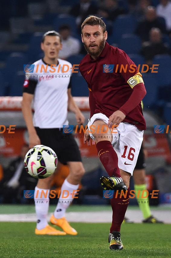 Daniele De Rossi Roma <br /> Roma 29-10-2014 Stadio Olimpico, Football Calcio Serie A 2014/2015 AS Roma - Cesena. Foto Andrea Staccioli / Insidefoto