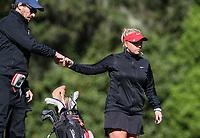 Laura Hoskin. New Zealand Amateur Championship, Wairakei Golf Course and Sanctuary, Taupo, New Zealand, Friday 2 November 2018. Photo: Simon Watts/www.bwmedia.co.nz