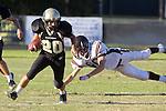 10-25-12 West Torrance vs Peninsula Junior Varsity Football
