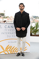Tahar Rahim attends the photocall for 'Manto' during the 71st annual Cannes Film Festival at Palais des Festivals on May 14, 2018 in Cannes, France.<br /> CAP/GOL<br /> &copy;GOL/Capital Pictures