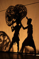 Cambodian Shadow Puppet Theatre  dates back over a thousand years. The narrator of the story also directs the orchestra while the puppeteers remain silent throughout the performance. It is one of the most loved art forms in Cambodia.
