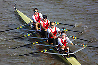 Crew: 195  UWE (A)  University of the West of England (J Friedrich)  4x- Acad Champ<br /> <br /> Fours Head of the River 2018<br /> <br /> To purchase this photo, or to see pricing information for Prints and Downloads, click the blue 'Add to Cart' button at the top-right of the page.