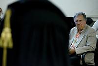 Roma, 17 Luglio 2018<br /> Giovanni Cucchi testimonia.<br /> Processo Cucchi Bis contro 5 Carabinieri accusati della morte di Stefano Cucchi