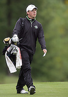 22 May, 2010:   Loyola Colleges Ryan McCarthy walks to the green on hole ten during day three of the first round of the NCAA West Regionals at Gold Mountain Golf course in Bremerton, WA.