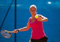 September 03, 2014,Netherlands, Alphen aan den Rijn, TEAN International, Richel Hogenkamp (NED) <br /> Photo: Tennisimages/Henk Koster