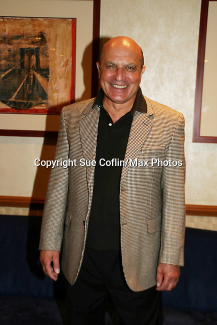 OLTL's Thom Christopher at the One Life To Live Fan Club Luncheon on August 16, 2008 at the New York Marriott Marquis, New York, New York.  (Photo by Sue Coflin/Max Photos)