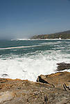 California, San Luis Obispo County: Montana de Oro state park offers scenic coastal views and tide pool exploring..Photo caluis183-70917..Photo copyright Lee Foster, www.fostertravel.com, 510-549-2202, lee@fostertravel.com