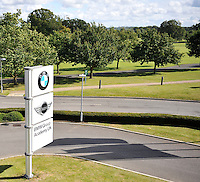 Mortimer, England, BMW Group Academy UK venue for the Launch of BMW Group UK's new partnership with the RFU including investment in the RFU National Academy Programme and front of shirt sponsorship for the England Under-20, Under-18 and Under-16 squads at BMW Group Academy, Mortimer, England, September 25.