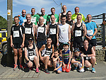North East Runners at the Dunleer 4 Mile Run. Photo:Colin Bell/pressphotos.ie